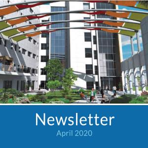 newsletter april 2020